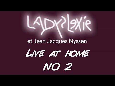 Ladys Lexie avec JJ Nyssen. 2ème duo de confinement.