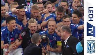 Lech Poznań Mistrzem Polski 2015! Kulisy ostatniego meczu sezonu 2014/2015