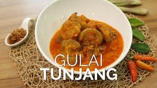 Menu Iduladha: Resep Gulai Tunjang ala Restoran Padang