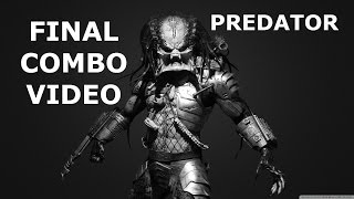 MKX: Predator Final Combo Video