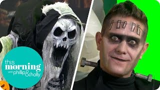 Get Your House Halloween Ready with These Affordable and Spooky Decorations | This Morning