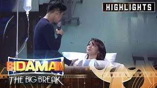 BidaMan Jin and Jane Oineza in a dramatic scene in Matinee Matibay round.  Subscribe to ABS-CBN Entertainment channel! -  http://bit.ly/ABS-CBNEntertainment  Watch the full episodes of It's Showtime on TFC.TV http://bit.ly/ItsShowtime-TFCTV and on iWant for Philippine viewers, click: http://bit.ly/ItsShowtime-iWant  Watch your favorite Kapamilya shows LIVE! Book your tickets now at http://bit.ly/KTX-ShowtimeXP.  Visit our official website!  https://entertainment.abs-cbn.com/tv/shows/itsshowtime/main http://www.push.com.ph  Facebook: http://www.facebook.com/ABSCBNnetwork  Twitter:  https://twitter.com/ABSCBN https://twitter.com/abscbndotcom Instagram: http://instagram.com/abscbnonline  #ItsShowtime #BidaManTheBigBreak #BidaManFinale