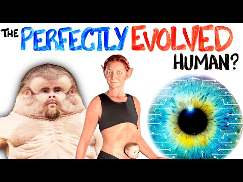 What Will Humans Evolve Into Next?
