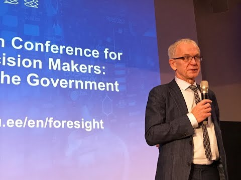 Opening of the innovation conference for the decision makers