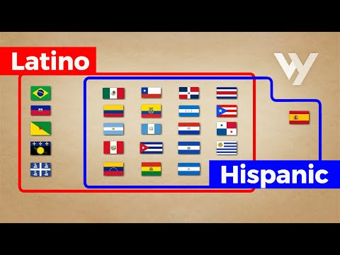 What's the difference between Latino and Hispanic?