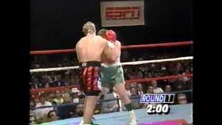 Tommy Morrison vs Bobby Quarry