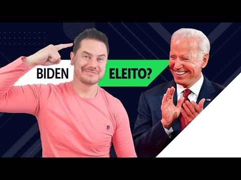 Joe Biden eleito nos EUA: como isso pode AFETAR a nossa economia?
