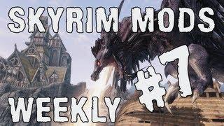 Skyrim Mods Weekly - Bits 'n' Bobs - #7