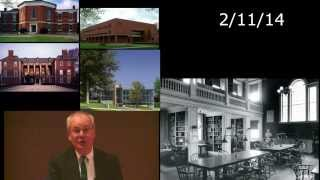 Williams Libraries: Architecture And History