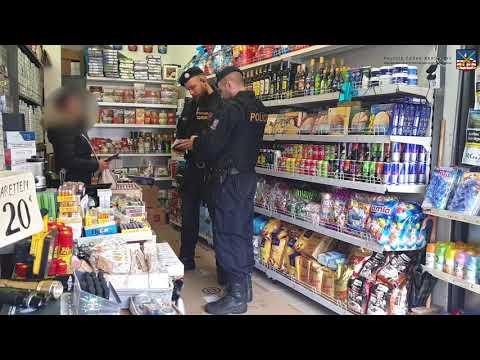Policie ČR: Akce TOXI prevence