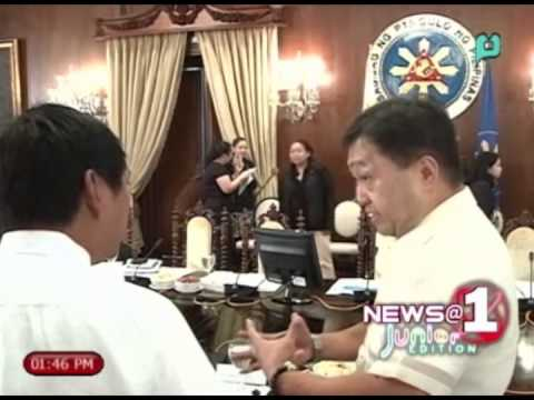 N@1 Junior: Philippines and Italy sign ammendments to the double taxation agreement