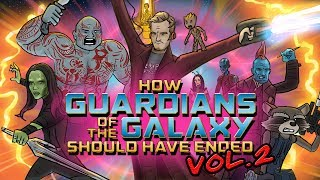 How Guardians of the Galaxy Vol. 2 Should Have Ended