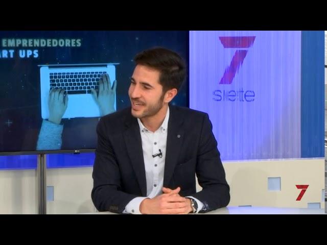"Entrevista a Marcelo Gallego de Bubo Car en ""Espacio Innovación"" el programa de 7 TV Andalucía"