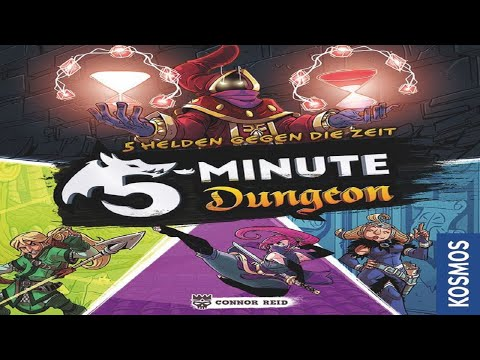 5 - Minute Dungeon: Discussion