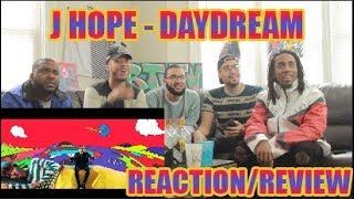 J HOPE 'DAYDREAM (백일몽)' MV REACTIONREVIEW