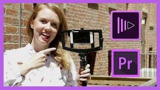 Sending Your Adobe Premiere Clip Project to Adobe Premiere Pro CC