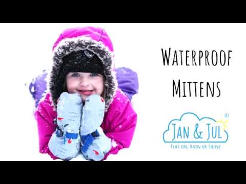 Jan & Jul Waterproof Mitten