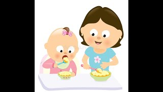 How & when to feed solids to a baby & Few common mistakes while feeding your baby- Art of Parenting