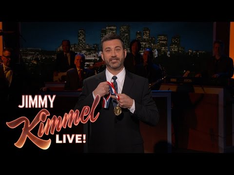 Jimmy Kimmel's Alternative Facts