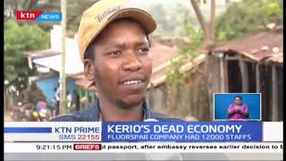 Kerio's dead economy after fluorspar mining stopped in 2016