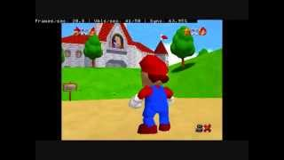 PSP- Daedalus x64, N64 Emulator