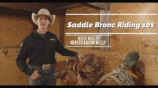 How to Bronc Ride - Reed Neely