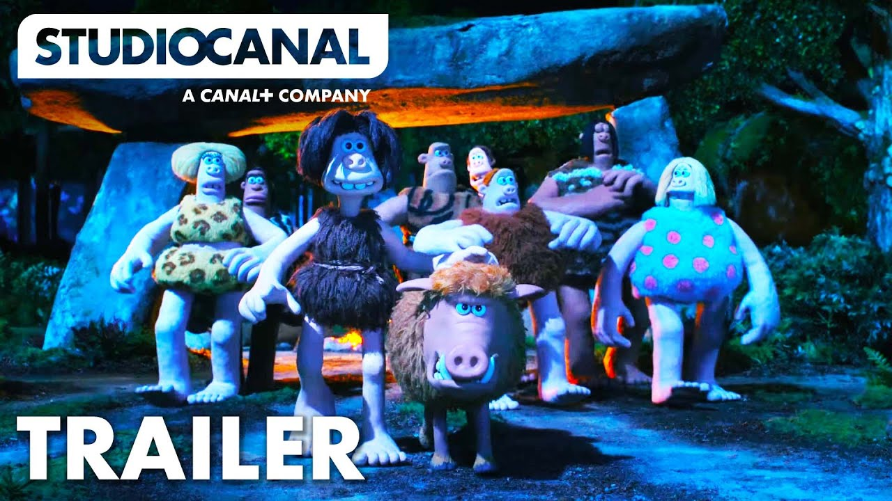 Video trailer för EARLY MAN - Official Trailer - Starring Tom Hiddleston, Eddie Redmayne & Maisie Williams