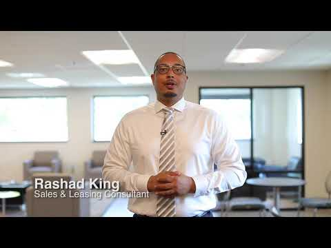 Sales & Leasing Consultant Rashad King