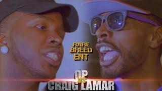 CRAIG LAMAR VS QP RAP BATTLE - RBE