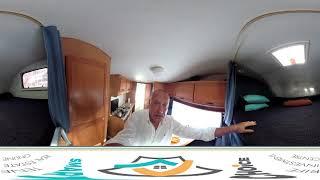 360 VR видео Тенерифе: Автодом на продажу на Тенерифе
