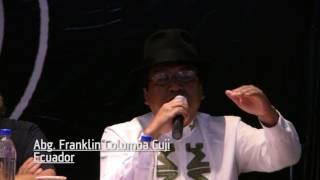 Abg. Franklin Columba Cuji FENOCIN-Ecuador