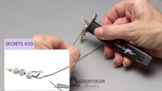 Secrets To Using A Bead Knotting Tool