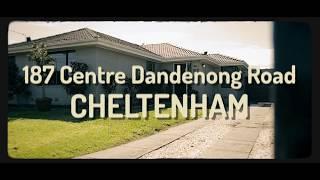 187 Centre Dandenong Road, Cheltenham