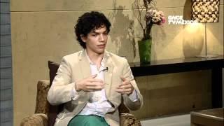 Conversando con Cristina Pacheco - Isaac Hernández