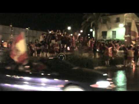 muro de alcoy españa gana el mundial de futbol 2010