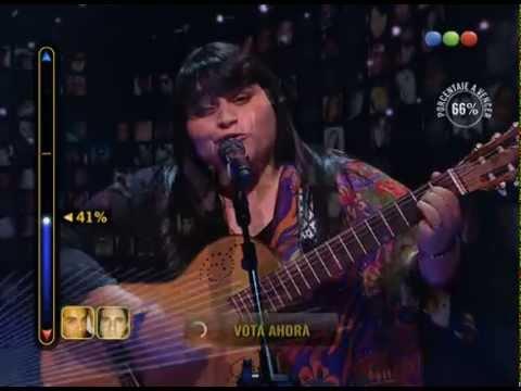 Duelo: Daiana Colamarino canta «Zamba para olvidar «- Elegidos