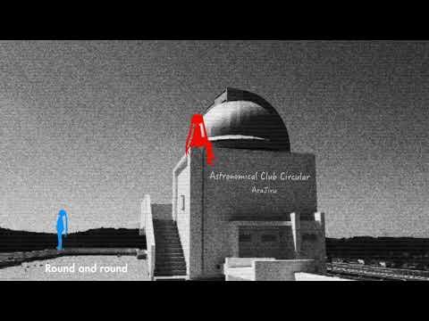 【初音ミクオリジナル曲】Astronomical Club Circular【初音ミクV4 English】