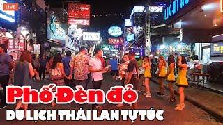 Cười Rơi Răng Với Mấy đứa ở Sài Gòn Lần đầu Qua Thái Lan Du Lịch Tự Túc