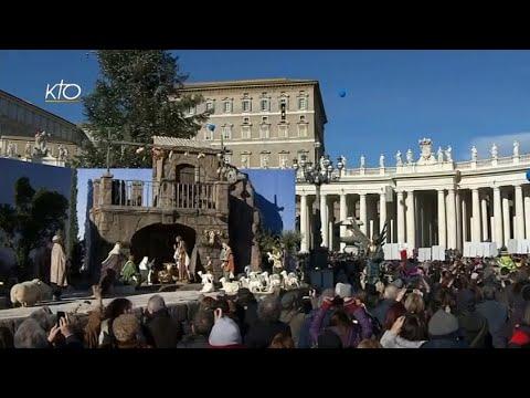 Angelus et message pour la Paix