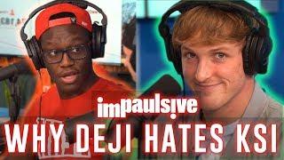 WHY DEJI HATES HIS BROTHER KSI - IMPAULSIVE EP. 9