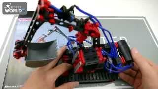 Testbericht fischertechnik Pneumatic Power Baukasten