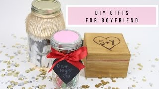 3 DIY Gifts For Boyfriend/Husband