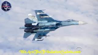 Never Before Seen  WW3 Alert  Russia to Send Bombers in American Airspace