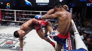 Highlight | Muay Thai Super Champ | 08/12/62 | ช่อง8 มวยไทยซุปเปอร์แชมป์