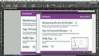 Interactive PDF tutorial: Placing video in a PDF | lynda.com