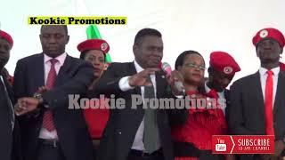 Norbert Mao Agabye Twesige Bobi Wine Omubaka