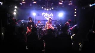 ARCH ENEMY - The Immortal (cover band) 中央大学HEATWAVE