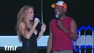 Mariah Carey  Trey Lorenz - I'll Be There (from Charmbracelet Tour in Manila (Live))
