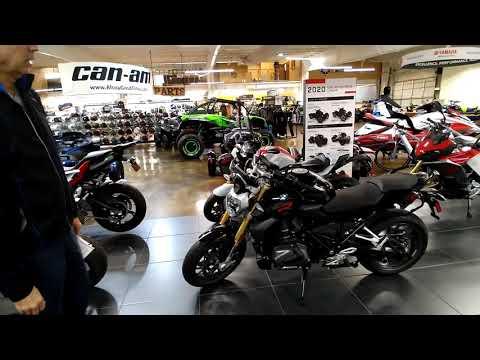 2020 BMW R 1250 R in Louisville, Tennessee - Video 1