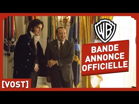 Elvis & Nixon Warner Bros. France / Prescience Films / Amazon Studios